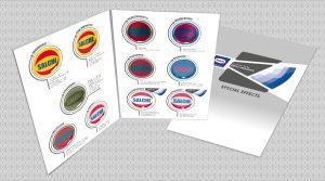 cartella campioni Salchi Metalcoat