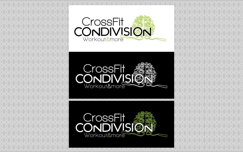 ideazione logo crossfit