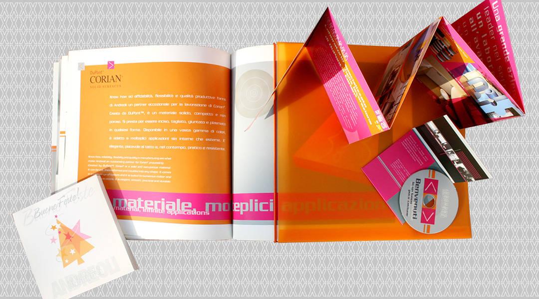 Brochure istituzionale Andreoli 1